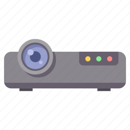 camera, cctv, film, multimedia, photography, play, video icon