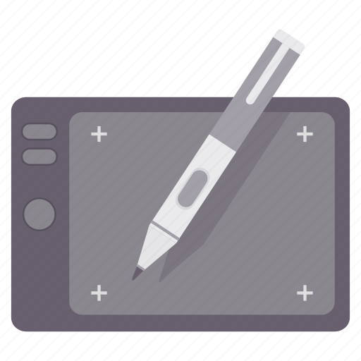 gesture, pencil, phone, tab, touch icon