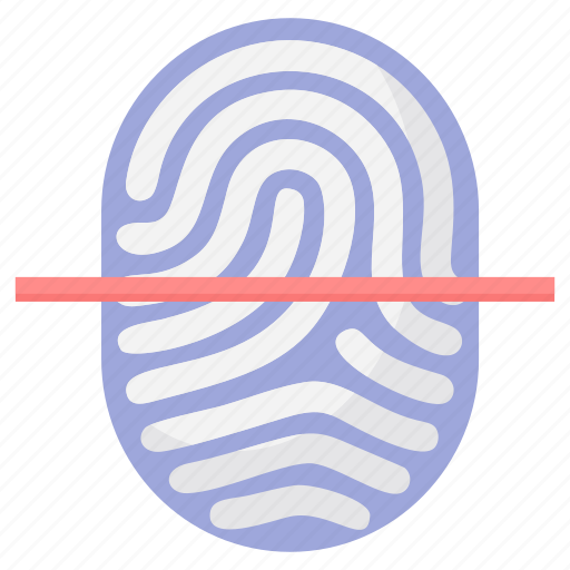 Fingerprints scan, fingerprint, fingersprints, scan, scanning icon - Download on Iconfinder