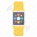 smart watch, smartwatch, watch icon