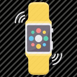 smart watch, smartwatch, watch icon