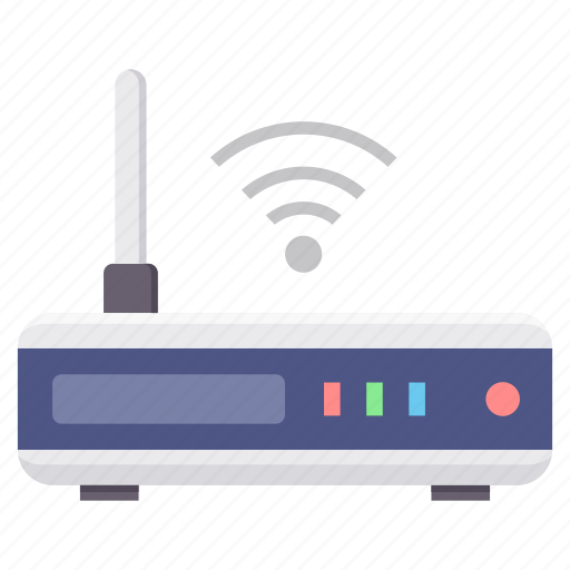 network, router, signal, technology, wifi icon
