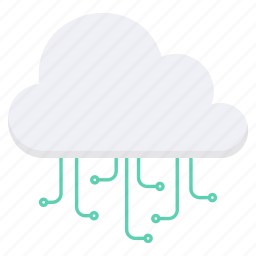 cloud, communication, connection, internet, network, upload icon