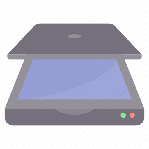 mobile, scanner icon