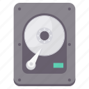 disk, drive, hard disc, harddisc, harddisk, storage icon