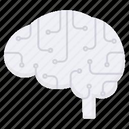 brain, human, idea, people, thinking icon