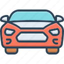 automobile, automotive, car, carriage, runabout, transport, wagon