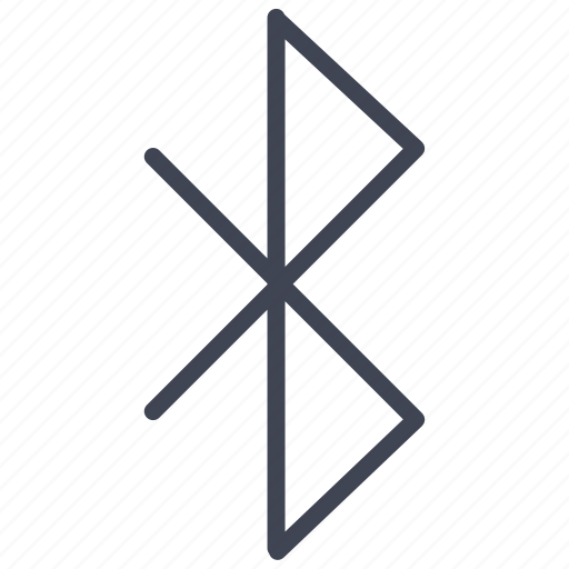 bluetooth, connection, network, technology, wireless icon