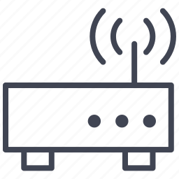 communication, internet, router, technology, wifi, wireless icon