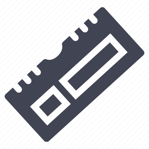 computer, device, ram, technology icon