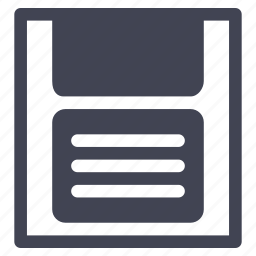 disk, floppy, guardar, save, storage, technology icon