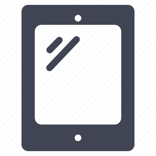 communication, device, phablet, tablet, technology icon