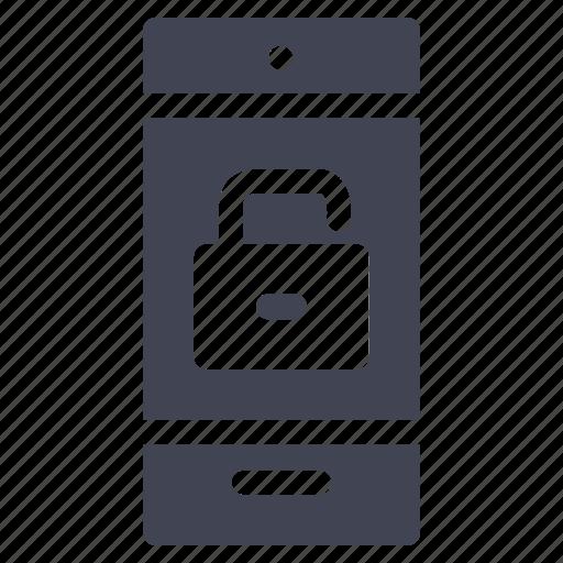 mobile, phone, smartphone, technology, unlock, unlocked icon