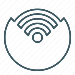 signal, source, wifi icon