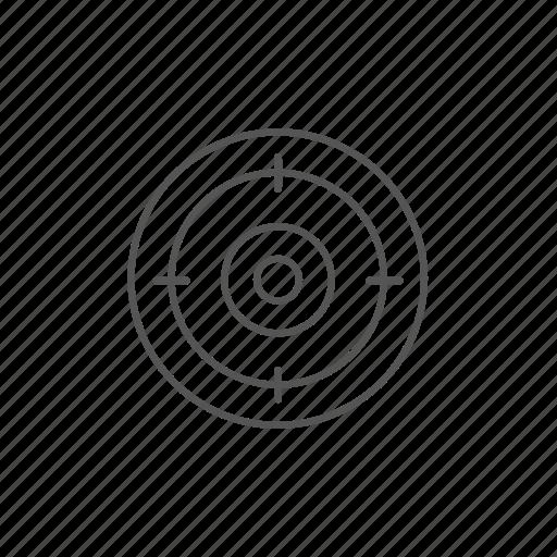 achievement, board, focus, goal, medal, success, target icon