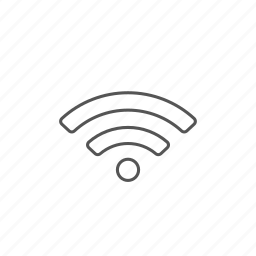 connect, connection, hotspot, network, signal, wave, wifi icon