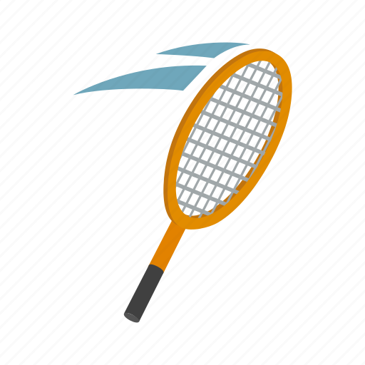 ball, hit, isometric, player, racket, strike, tennis icon