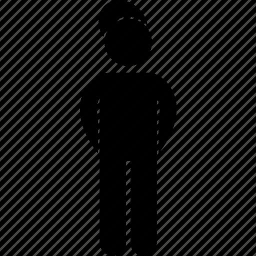 ball boy, judge, linesman, person, tennis, umpire icon