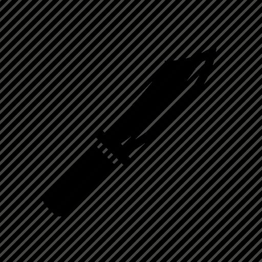kill, knife, terrorism icon