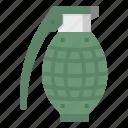 burst, explosion, explosive, grenade, military icon