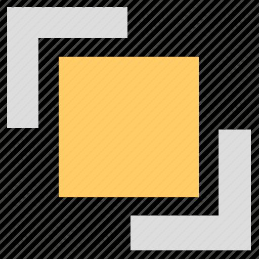 arrange, layer, layers, layout, sort icon
