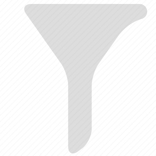 filter, funnel, furniture, office, select icon