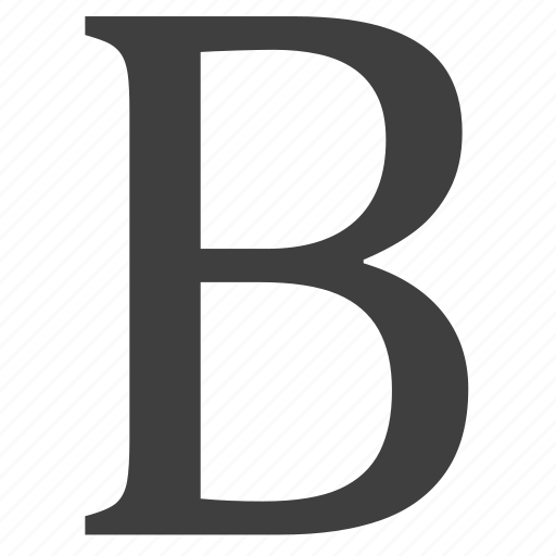 bold, document, office, style, text icon