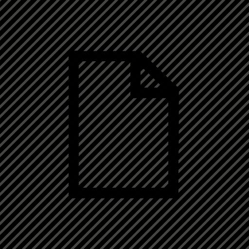 add document, document, file, folder, text edit icon