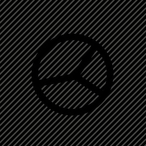 analytics, bar, chart, diagram, pie, text edit icon
