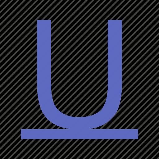 color, line, shape, stroke, underline, word icon