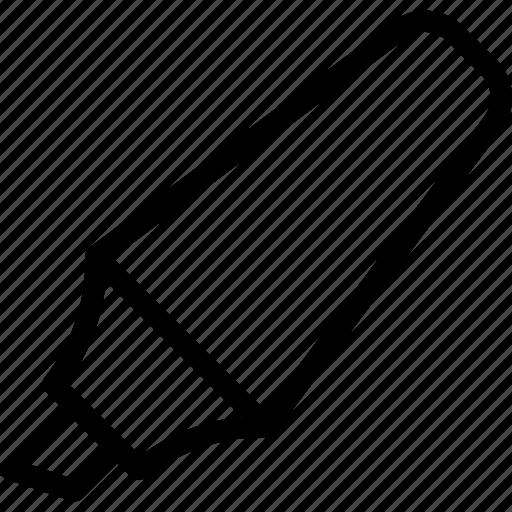 editor, marker, pen, pointer, text icon