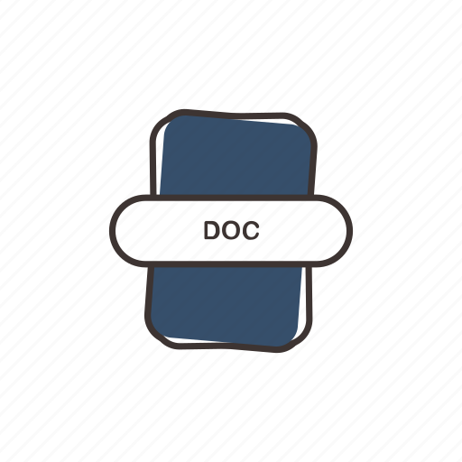 doc, microsoft word, ms word, office, work icon