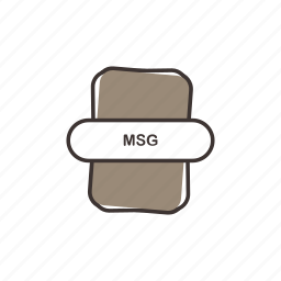 documents, extension, msg, msg file, msg icon icon