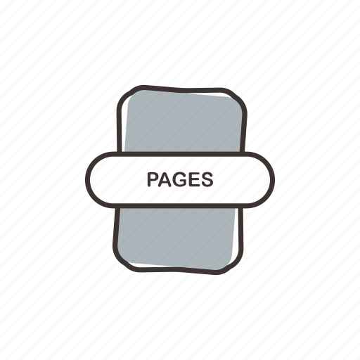 documents, extension, pages, pages extension, pages icon icon