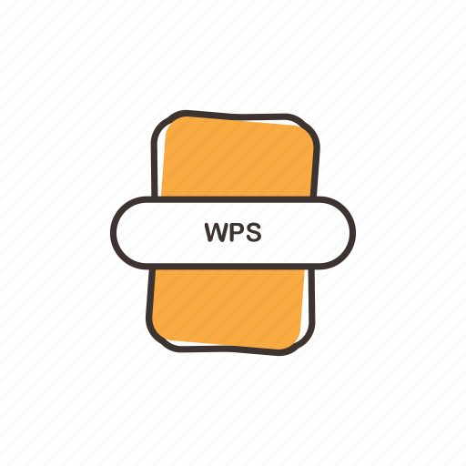 document, works word processor, wps, wps file, wps icon icon