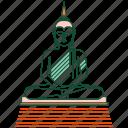 asia, buddha statue, buddhism, buddhist, culture, religion, thailand icon