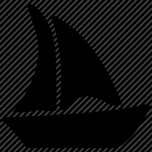 Boat, cruise, ferry, ship, watercraft icon