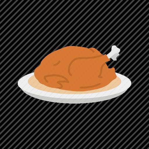 cooked turkey, thanksgiving, thanksgiving dinner, turkey icon