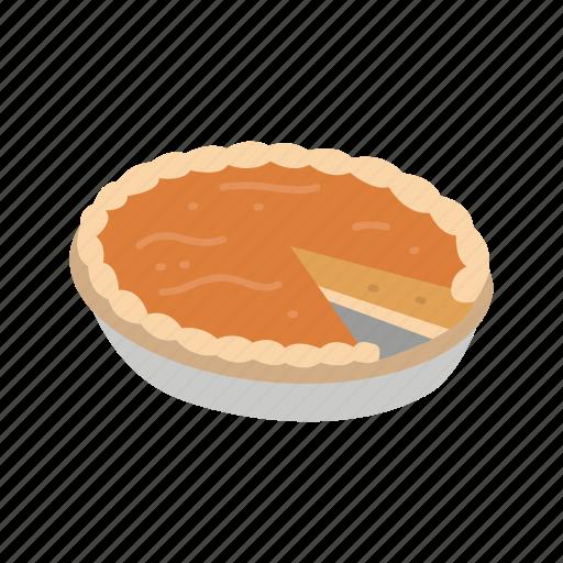pie, pumpkin pie, thanksgiving, thanksgiving pie icon