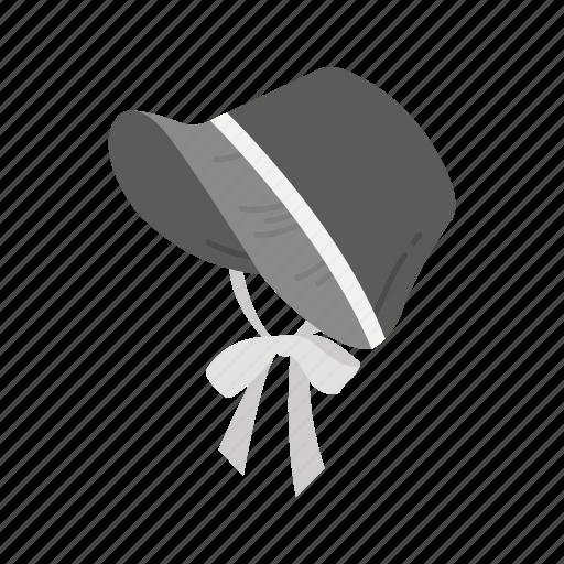 bonnet, pilgrim, pilgrim bonnet, thanksgiving icon