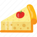 cheddar cheese, cheese, cheese slice, healthy diet, processed cheese icon