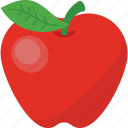 apple, healthy fruit, juicy fruit, organic, ripe icon