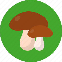 harvesting, holiday, mushroom, thanksgiving, vegetable icon