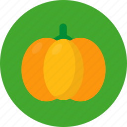 harvesting, holiday, pumpkin, thanksgiving, vegetable icon