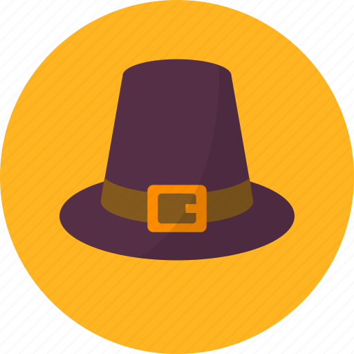 autumn, hat, holiday, thanksgiving icon