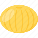 fibre fruit, fruit, healthy food, melon, sweet fruit icon
