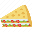 burger, cheese sandwich, junk food, sandwich, snack, wrap icon