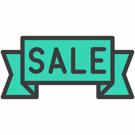band, banner, black friday, ribbon, sale, shopping, thanksgiving icon