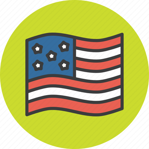 american, flag, thanksgiving, usa icon
