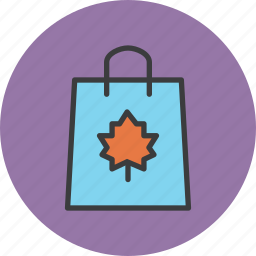 autumn, bag, black friday, friday, sale, shopping, thanksgiving icon